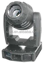 American Luminums Hight Power DMX CE and RoHS 100W LED Moving Head Disco Light