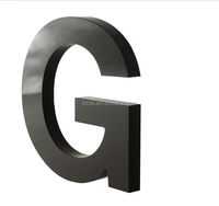 china supplier high quality acrylic alphabet letter for promotion