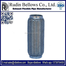 Rudin Auto Stainless Steel Exhaust Flexible Pipe, Rudin Exhaut flexible pipe, Rudin Exhaust muffler flexible pipe