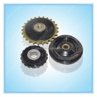 Two and three wheel motorcycle cam chain guide roller made in China