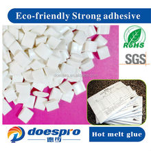 Good quality industrial glue back adhesive for book binding