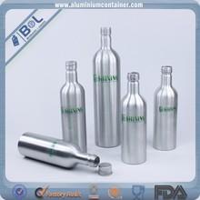 Non Alcoholic Malt Beverage Aluminum Bottle