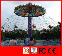 Fun Fair theme park rides equipment carousel merry go round amusement flying horse,amusement flying horse kids park play games