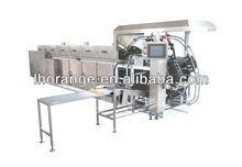 Stainless steel Full-automatic ice cream Wafer Cone /pizza cone Production Line with large capacity