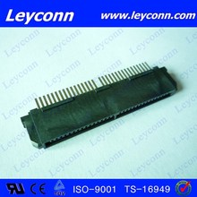 Factory directly 16+16 Pins Female Wire Bonding Type SATA Connector