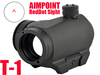 Aimpoint T1 1X21 red dot scope GZ20004