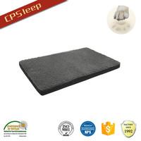 Factory Beautiful Soft Gray acrylic pet bed