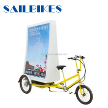 outdoor mobile advertisement vehicle for sale