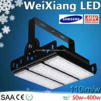 Indoor stadium lighting led 150w flood light with SAA CE RoHS approved used for dark tunnel