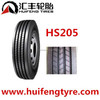All steel radial truck tyre 285/75R24.5 ,with M+S