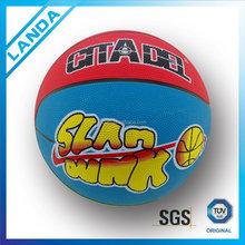 colorful original cheap price basketball size 1 2 3 5 6 7
