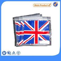 custom printed plastic pill ziplock bags