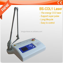 2015 portable Co2 laser / fractional Co2 laser / laser Co2 from Alibaba China