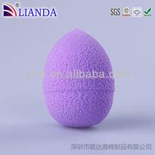 horse hair wool hair sponge cosmetic brush beauty needs makeup brush set,kabuki powder brush,sponge powder brush