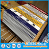 Silkscreen printed Corflute Signs / Coroplast Signs/PP Material 3mm 5mm Plastic Polypropylene PP Corflute Board for Signs