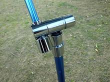 Honsen Excellent quality Crazy Selling aluminum hanging outdoor umbrella