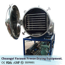 ZG-5 Food Vacuum Freeze Dryer / dry equipment for sale (contact type)