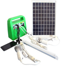 off grid solar system with ce rohs 10ah