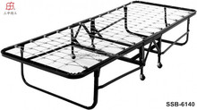 Hotel Home Army Military Metal Folding Bed Frame