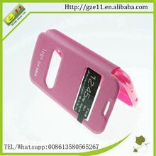 Supply all kinds of flip case,custom pop-up shape cell phone case mobile case