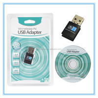 Faster 300M USB WiFi Wireless LAN 802.11 n/g/b Adapter Nano Network 300Mbps New