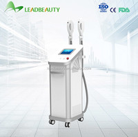 2015 new designed 3000W Skin rejuvenation machine with xenon lamp for ipl & shr
