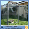 Manufacturer wholesale New Design welded wire mesh Welded dog cage/ Chain Link dog run kennels