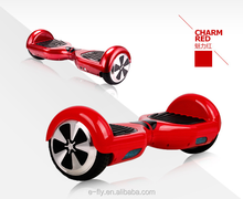 China made self balance electric scooter 6.5 inch two wheel hover board swegway hands free for fun factory price top quality