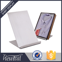 New Arrival not turn over t-shirt cardboard display