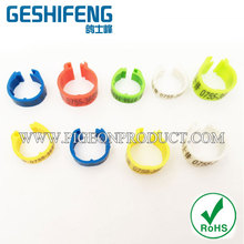 71 Plastic Ring for homng pigeon,ring pigeon,bird foot ring