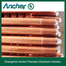 UL listed Copper bonded earth rod