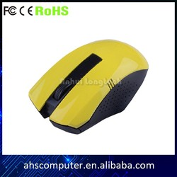 Good quality 2.4Ghz wireless mouse fashion design 3D 4D 6D laptop wireless mouse popular basic wireless mouse