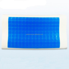 Manufacture direct sale Memory foam Ice gel filled Pillow