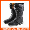 2015 Black Boots Motocross Men Auto Racing Shoes Motorbike Zapatos Non-Slip Moto Bike Botas MBM001