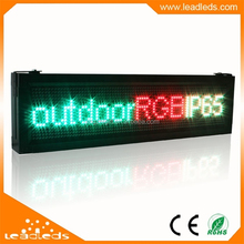 Hot Sale Led Display Board Used Semi-outdoor/Outdoor With High Quality Led Display Module