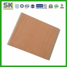Factory supply wood ceiling design PVC ceiling panel