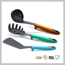 Eco-friendly Plastic Kitchen Items Nylon Kitchen Utensils For Cooking