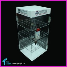 Bulk Buy From China Top Selling Products 2015 E-Juice Display Acrylic, Promotional Liquor Bottle Rack