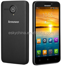 quad Core single SIM lenovo a606 5.0Inch 0.3MP+5.0MP 854*480 alibaba express