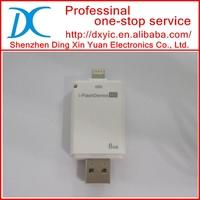 8G/16G/32G/64G U-disk i-Flash Device HD otg usb flash drive u disk for iPhone 5 5s 6 Plus iPad Mini PC IOS