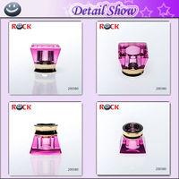 Universal plastic bottle cap pink color 200380