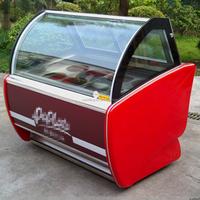 Luxury Ice Cream Showcase/gelato vetrina
