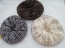 knitting beret hat patterns for women