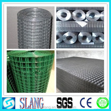 galvanized welded wire mesh /welded mesh panles /stainless steel welded wire mesh in anping factory