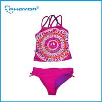 2015 Phayon girl child swimwear,girl/baby UV50+ swimsuit