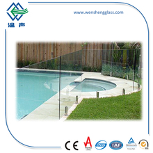 10mm tempered glass pool fence