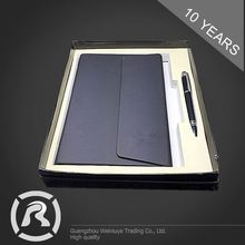 Nice Quality Specialized Produce PU Cover Small Notebook Pen