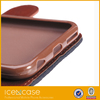 2015 Newly Design High Quality First Layer Leather Western Cell Phone Cases For Iphone6
