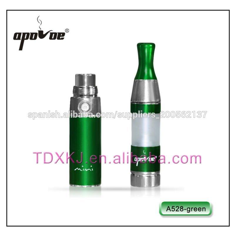 Nuevo cigarrillo electrónico A528 con papor abundante, sin fugas, de moda,Vaporizador Shisha