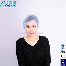 Beauty and salon disposable head massage caps